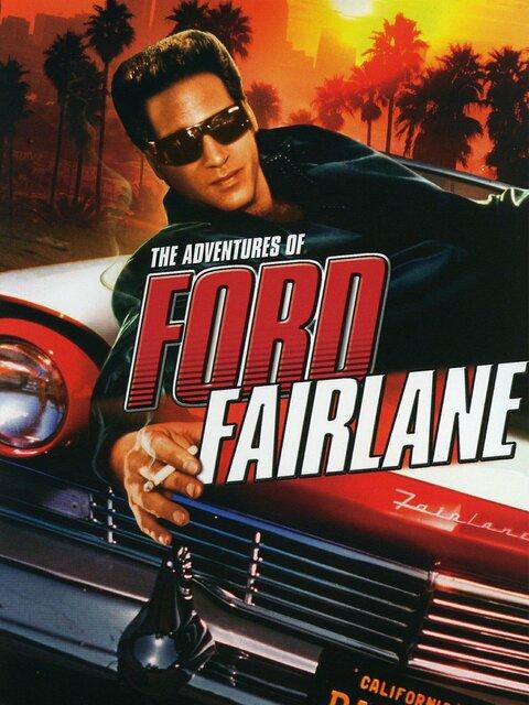 Les Aventures de Ford Fairlane