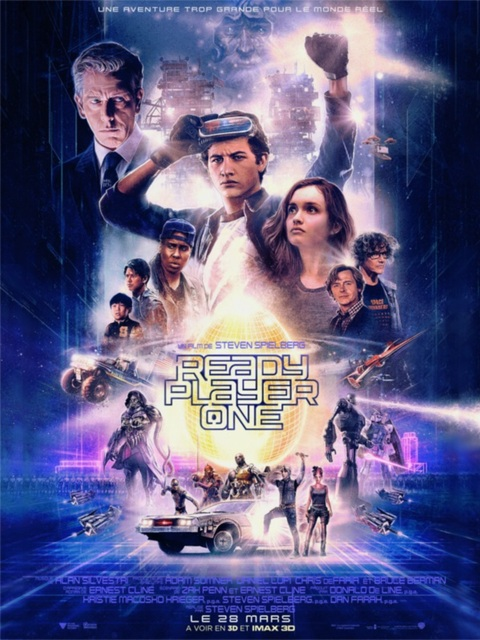 film : Ready Player One