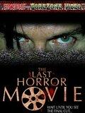 The Last Horror Movie