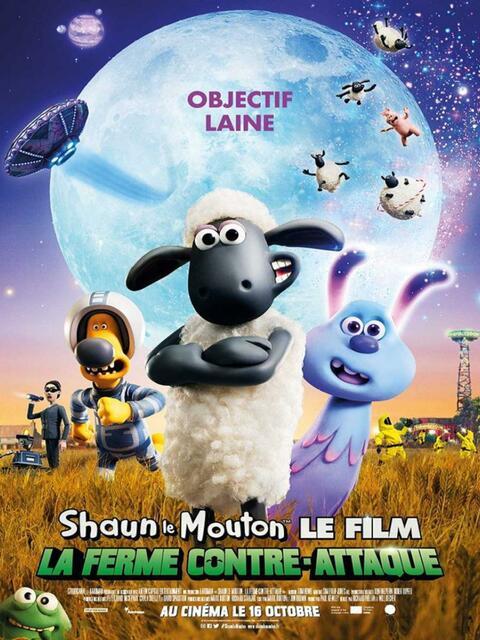 Shaun le mouton, le film : la ferme contre-attaque