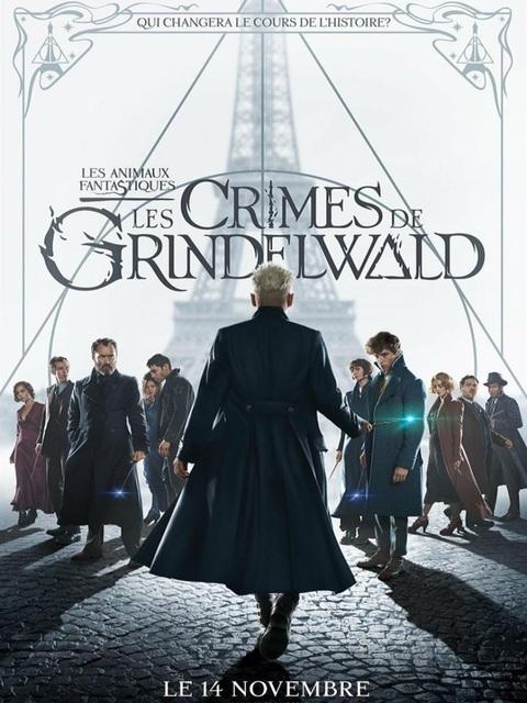 Les Animaux fantastiques: Les Crimes de Grindelwald