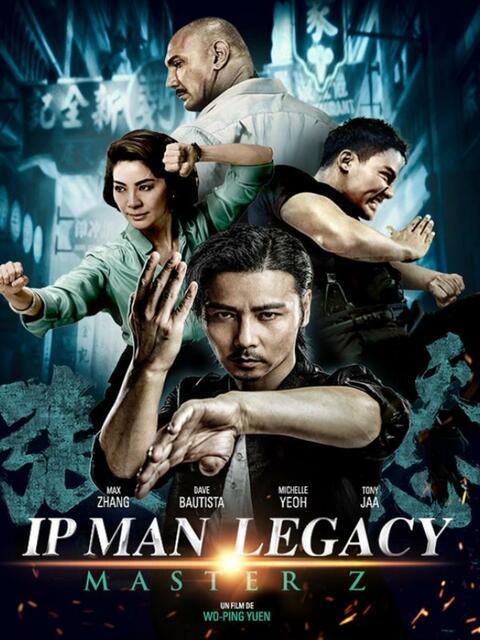 Ip man legacy : Master Z