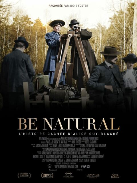 Be Natural, l'histoire cachée d'Alice Guy-Blaché