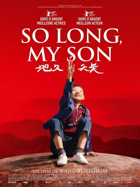 So long, my son