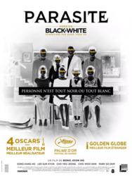 Parasite - Version noir et blanc