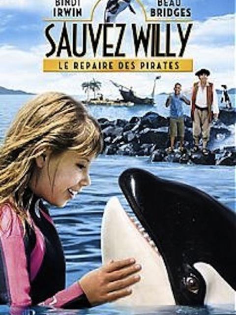 Sauvez Willy 4 - Le repère des pirates