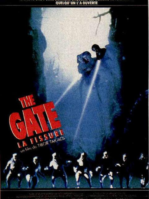 The Gate - La Fissure