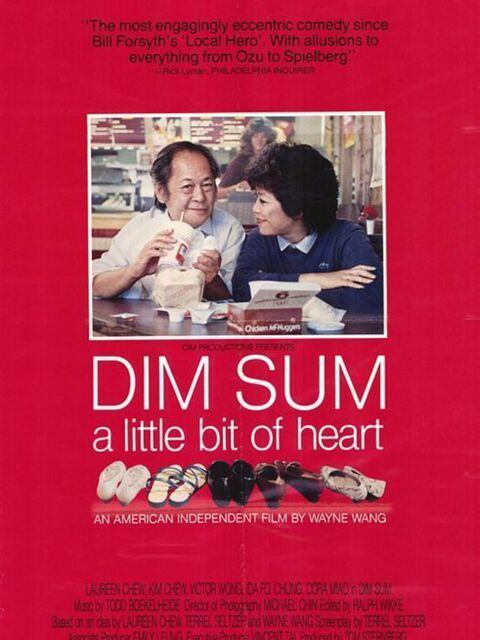 Dim sum : a little bit of heart