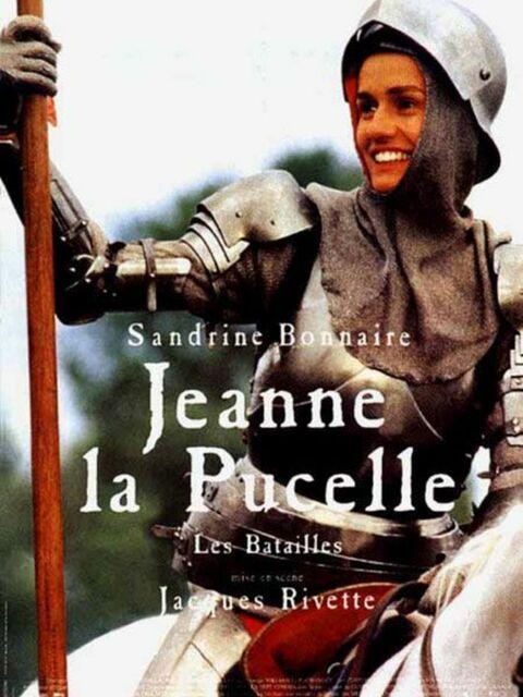 Jeanne la pucelle, les batailles