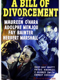 A Bill of Divorcement