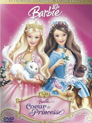 Barbie coeur de princesse