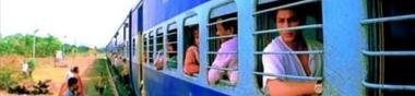 Trains Inde et cinéma