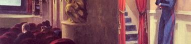 Edward Hopper au cinéma [Chrono]